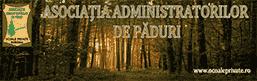 banner asociatia administratorilor de paduri